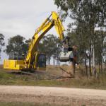 Excavator for sale